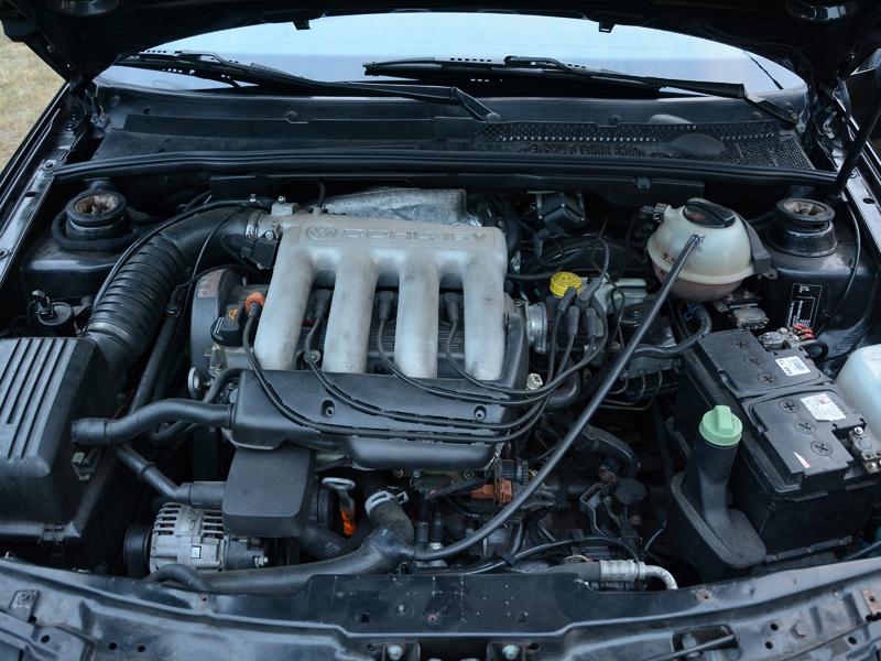 Golf IV Cabrio motor
