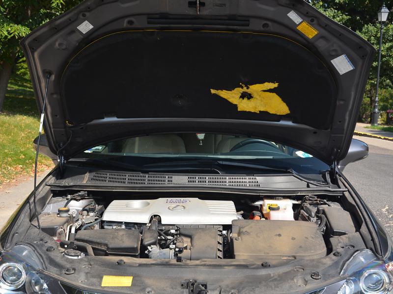 Lexus CT 200h motor