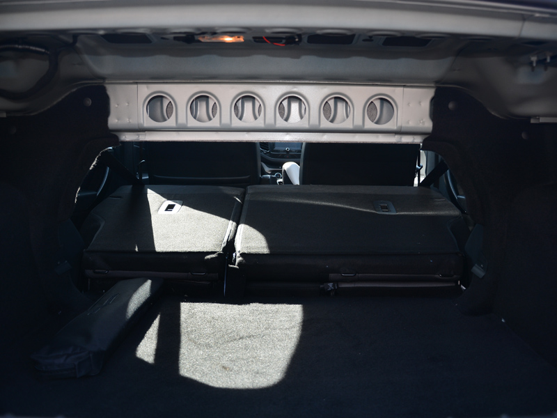 Lada Vesta csomagtartó
