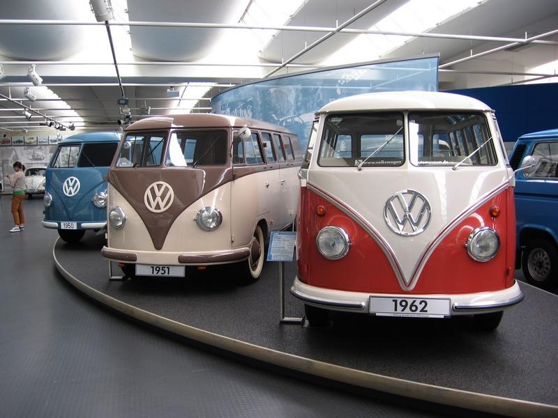 Volkswagen múzeum