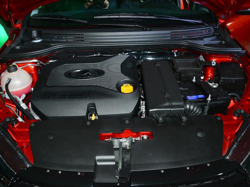 lada vesta motor
