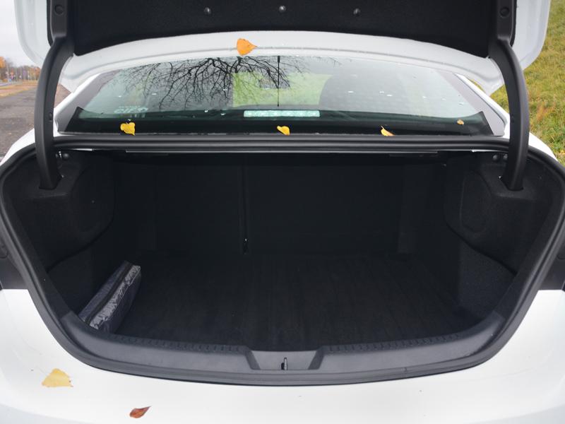 Renault Mégane csomagtér