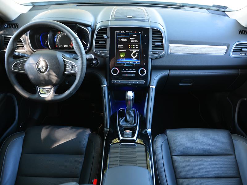 Renault Koleos belső