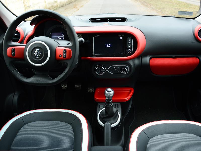 Renault Twingo belső