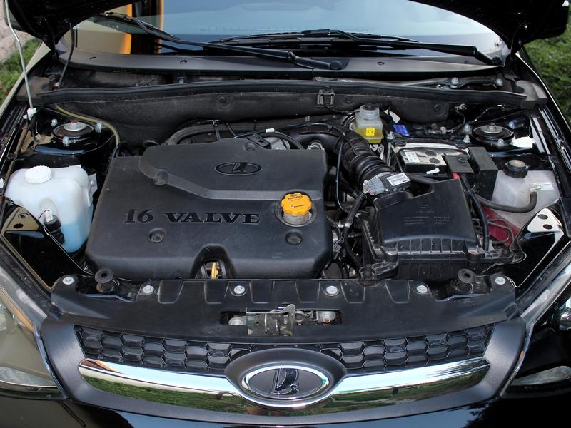 Lada Kalina motor