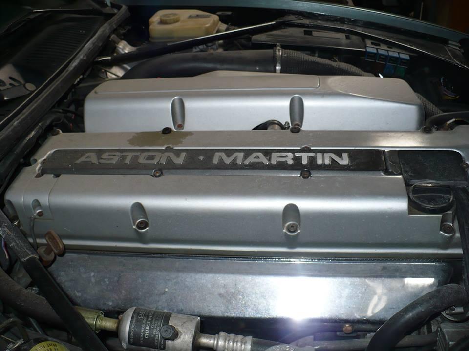 DB7 motor