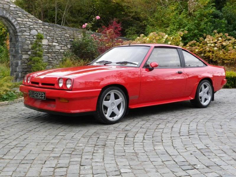 Retro vas rnap opel manta - Opel manta berlinetta coupe ...