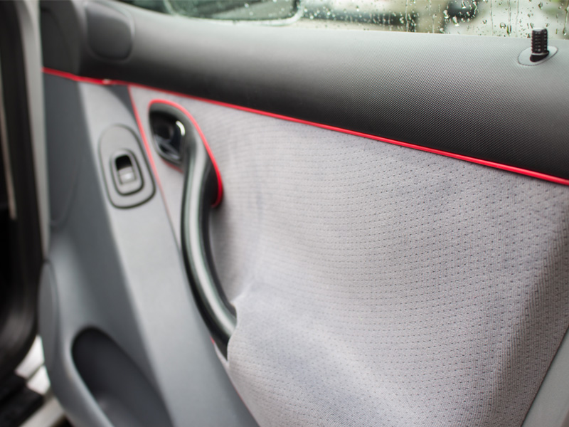 SEAT Toledo belső