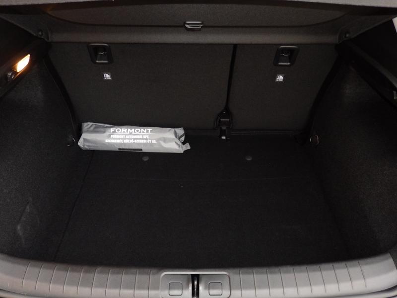 Fiat Tipo csomagtartó