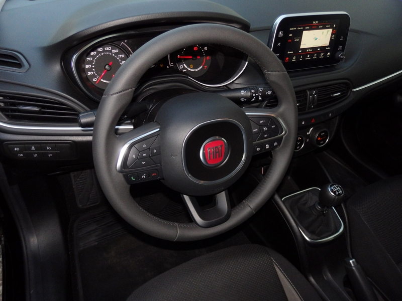 Fiat Tipo belső