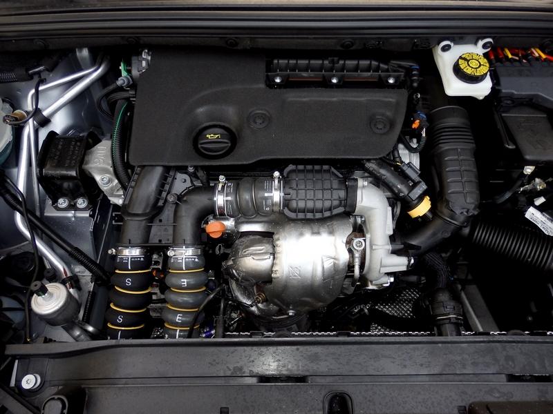 Citroën C4 motor