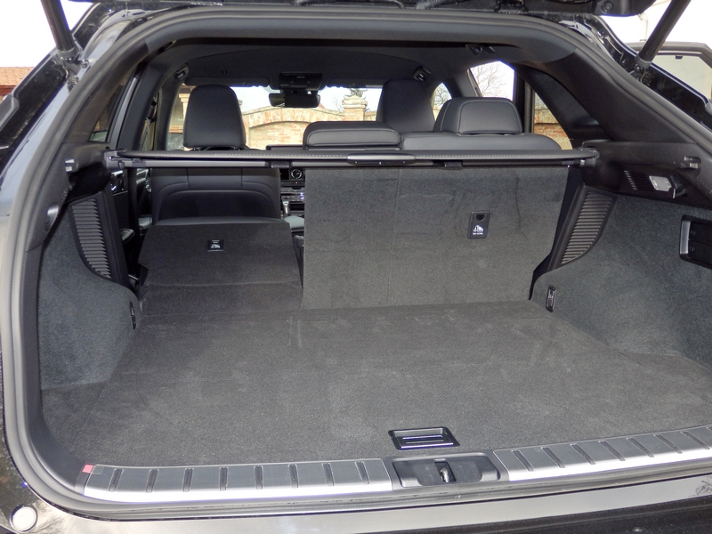 Lexus RX 450h F Sport csomagtér