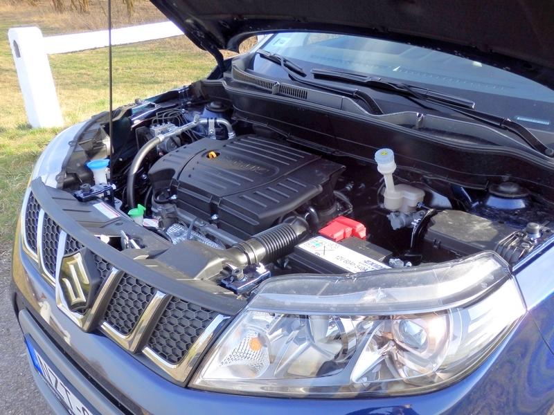 Suzuki Vitara Limited motor