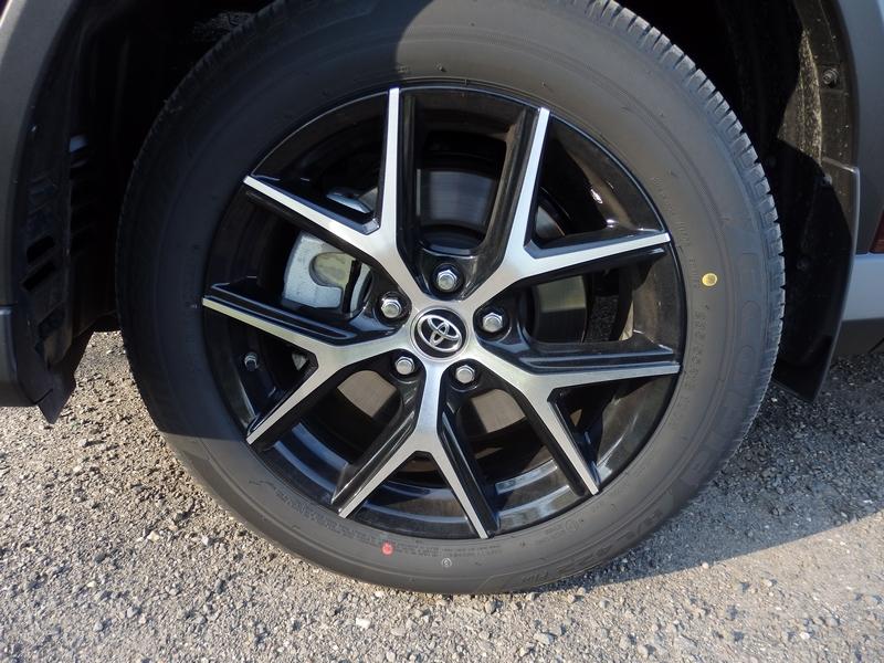 Toyota RAV4 Hybrid felni