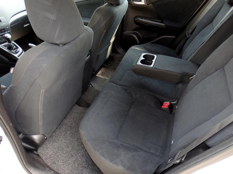 Honda Civic ülések