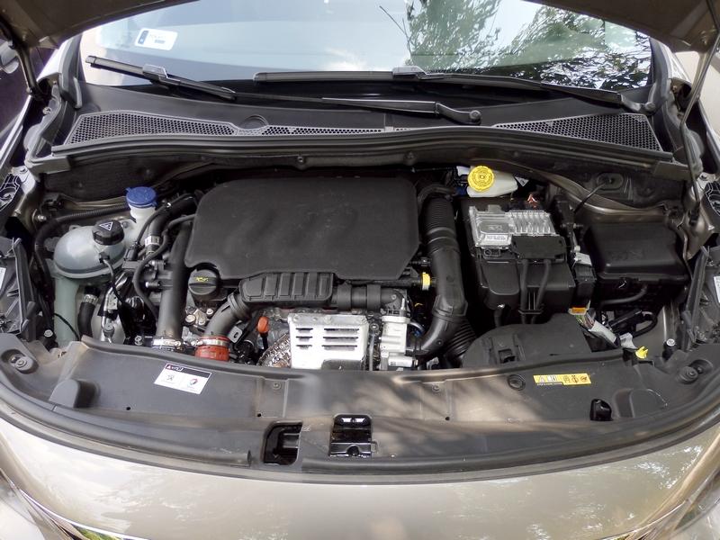 Peugeot 2008 motor