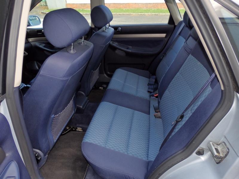 Audi A4 Quattro ülések