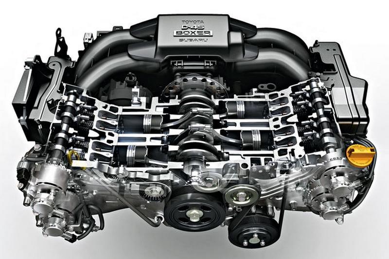 BRZ motor