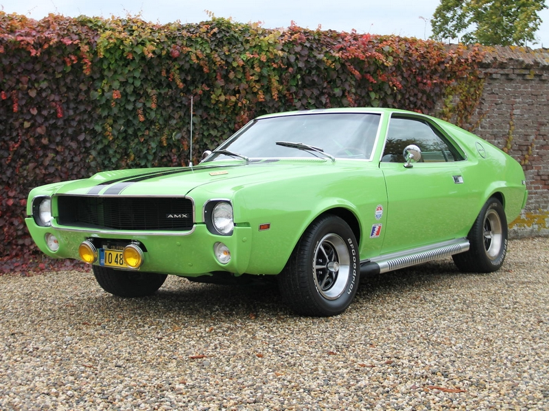 AMC AMX California 500