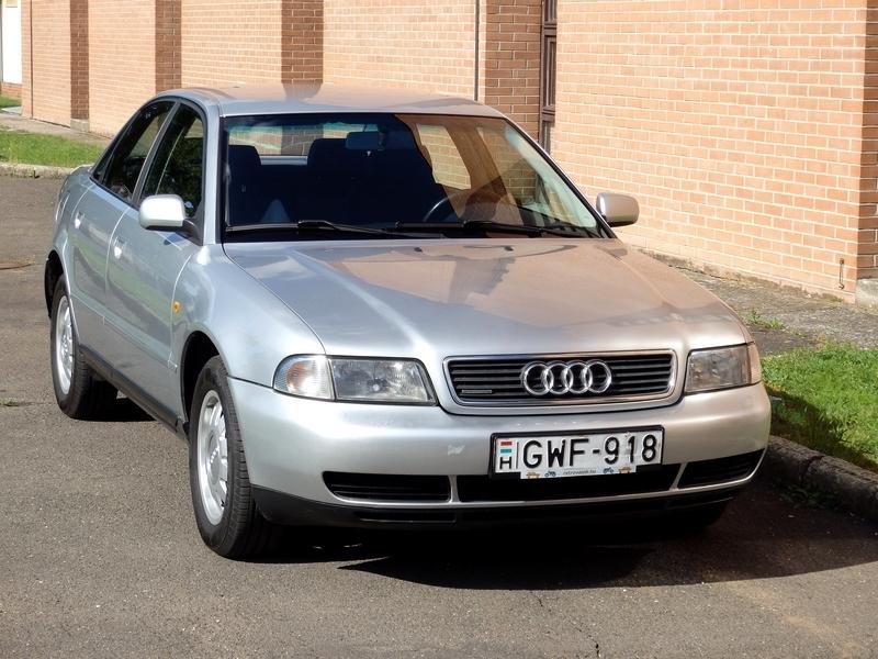 Audi A4 Quattro