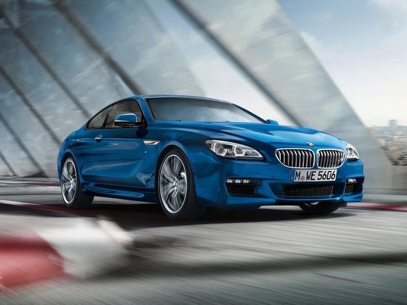 BMW 6-os