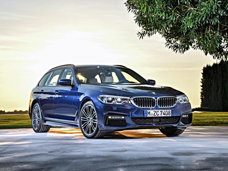 BMW 5-ös Touring