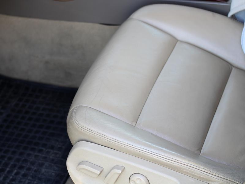 Audi A6 ülés