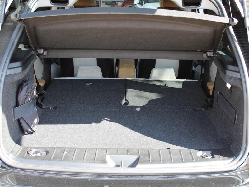 BMW i3 csomagtartó