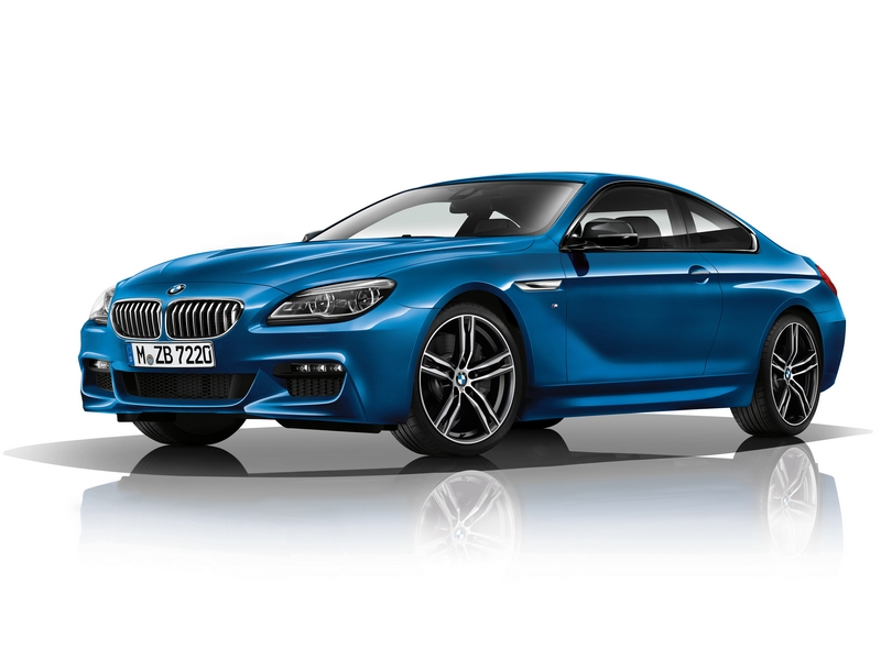 BMW 6-os coupé
