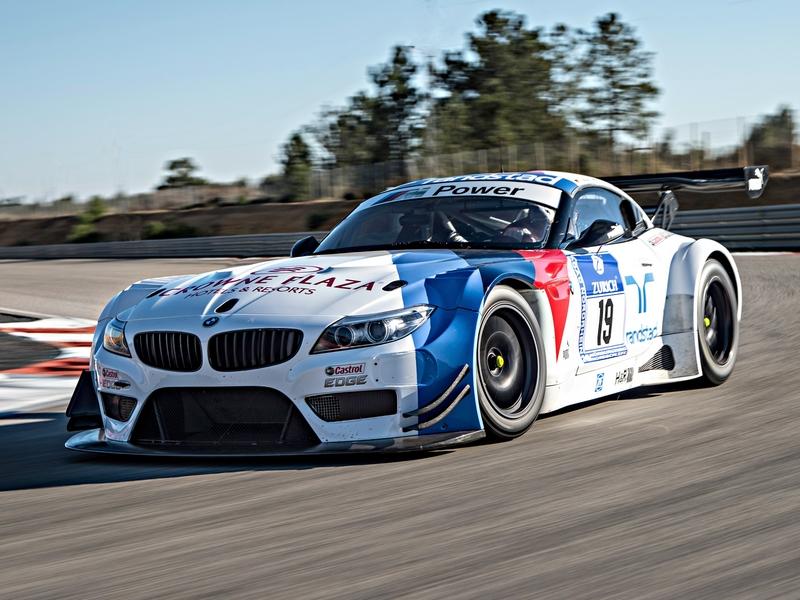 verseny BMW