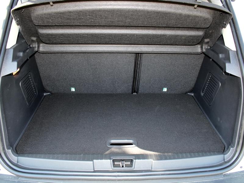 Renault Captur csomagtér