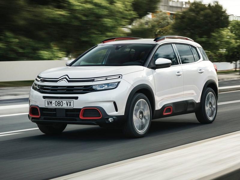 Bemutatták a Citroën C5 Aircross-t - Tesztelok.hu
