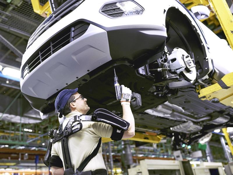 Ford autógyár