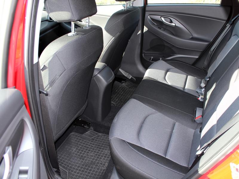 Hyundai i30 belső