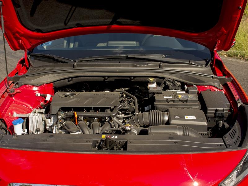 Hyundai i30 motor