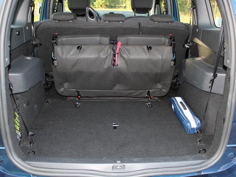 Dacia Lodgy csomagtér