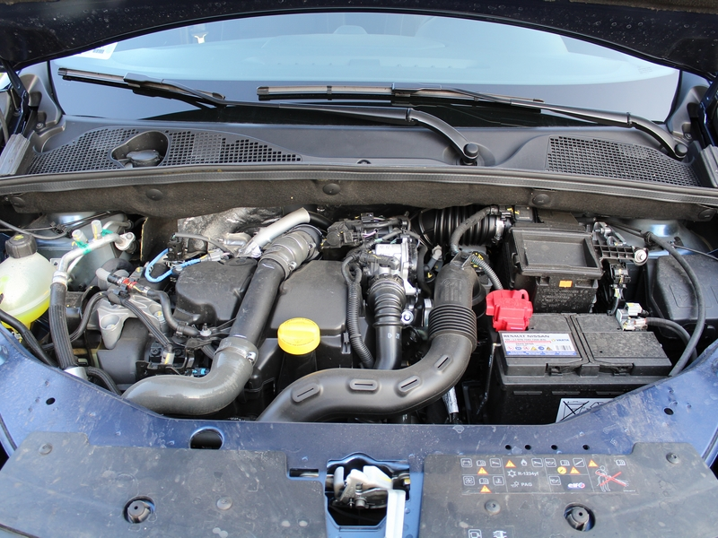Dacia Lodgy motor