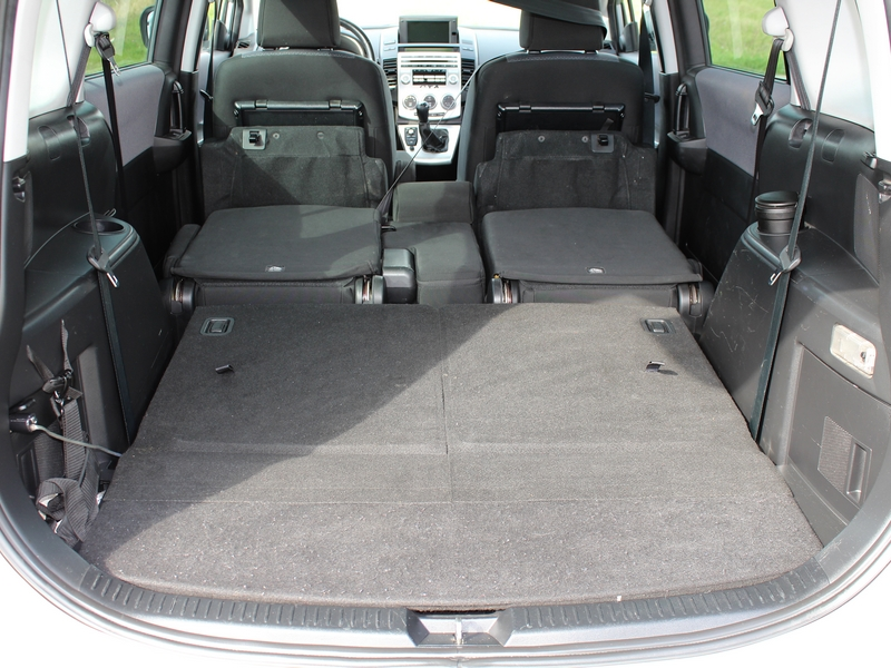 Mazda 5 csomagtartó