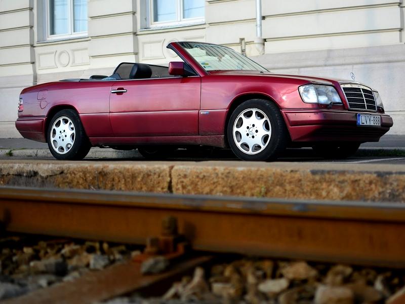 E200 Cabriolet