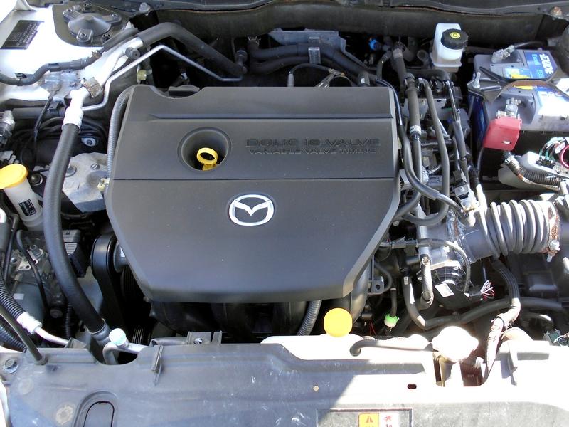 Mazda 6 Sport motor