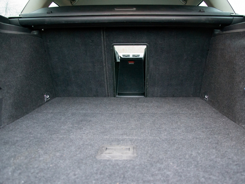 Passat B6 belső