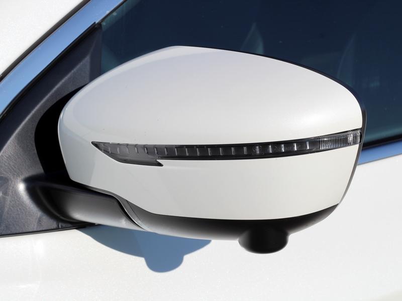 Nissan Qashqai tükör