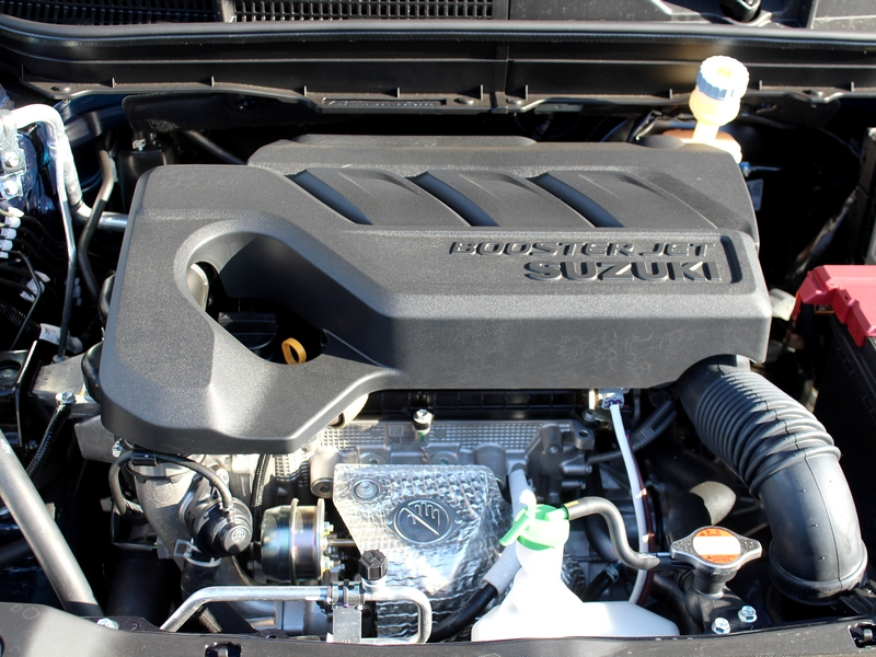 SX4 S-Cross motor