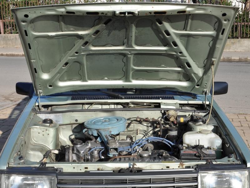 Nissan Sunny motor
