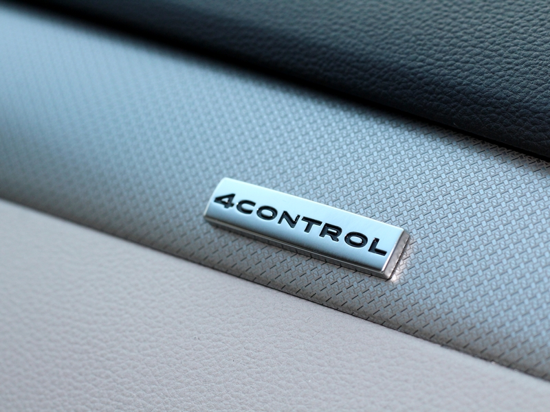 Renault Talisman 4control