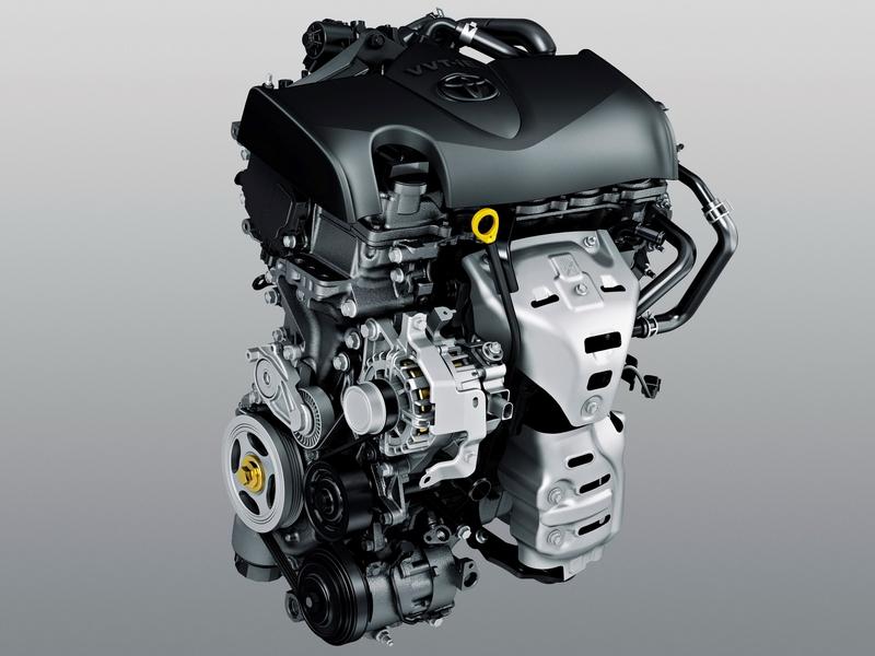 toyota yaris motor