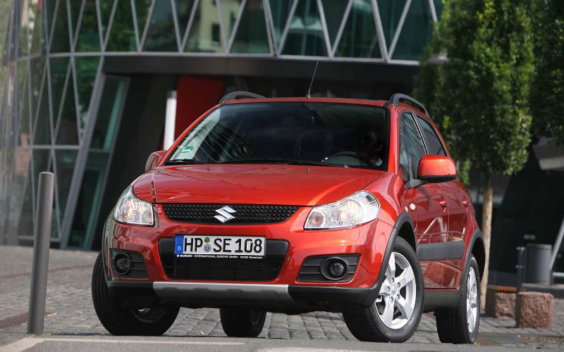 Photo of Suzuki SX4 – nem rossz, de nem is Cross