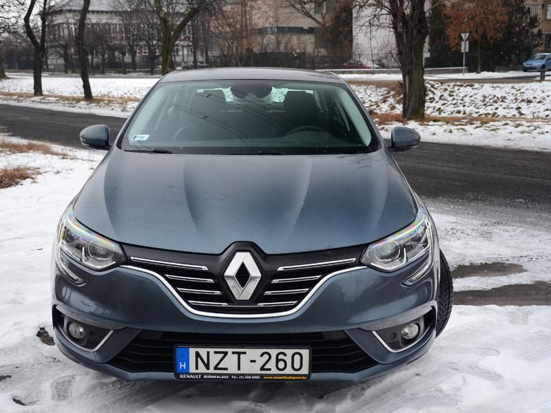 Renault Mégane GrandCoupé