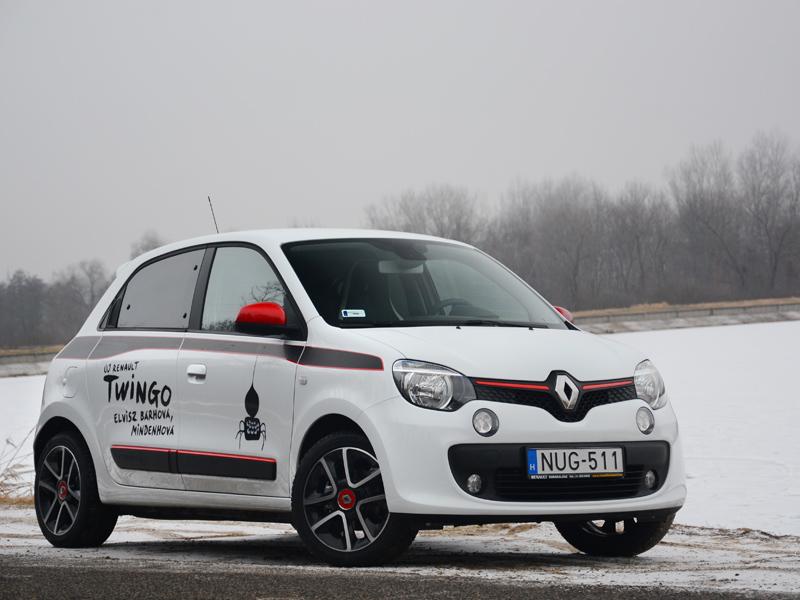 Photo of Renault Twingo teszt – vidámságból ötös