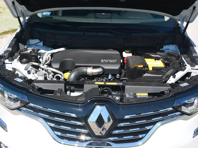 Renault Koleos motor